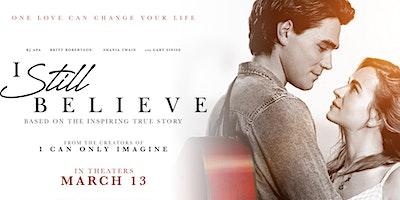 """Star 99.1 Screening of """"I Still Believe"""""""
