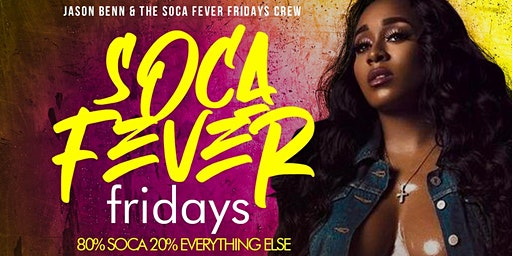 Feb. 28th! SOCA FEVER FRIDAY @ UNDERGROUND LOUNGE (QUEENS)