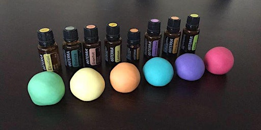 Aromatherapy Playdō Mixing & Essential Oils for Families
