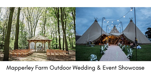 Mapperley Farm Outdoor Wedding & Event Showcase