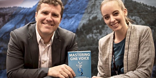 """""""Mastering One Voice"""" Book Signing and Author Interview"""