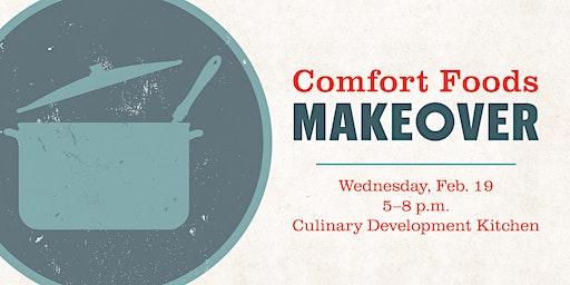Comfort Foods Makeover