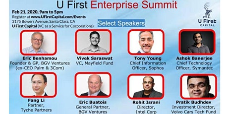 U First Enterprise Summit + Startup Pitch Session by U First Capital tickets