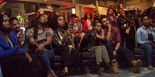 Pure Poetry DC Open Mic