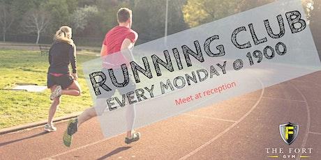 Running Club - Fulham tickets
