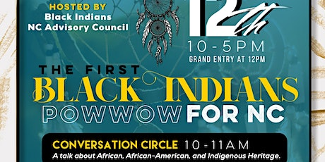 Black Indians NC 2020 Powwow tickets