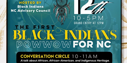 Black Indians NC 2020 Powwow