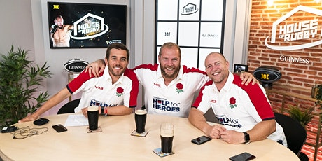 JOE presents House of Rugby live tickets
