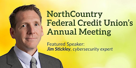 NorthCountry Federal Credit Union's 2020 Annual Meeting  tickets