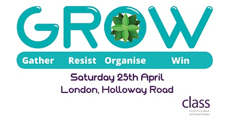Gather Resist Organise and Win tickets