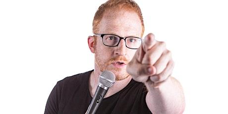 Comedian Steve Hofstetter tickets