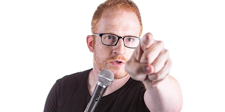 Comedian Steve Hofstetter