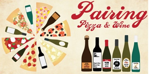 It's an Italian Tasting. Great pizza and Italian wine Event! No better pairing.