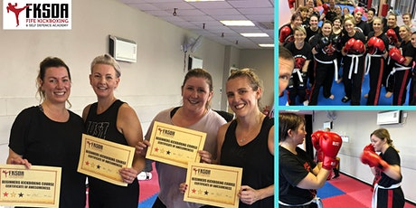 4-week Ladies Only Beginner Kickboxing Course (Mornings/ March 20) tickets