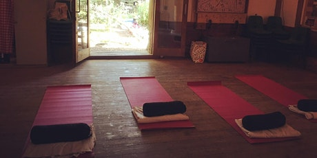 Spring Yoga Mini Retreat tickets