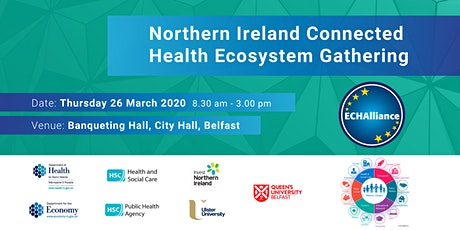 Northern Ireland Connected Health Ecosystem Gathering tickets