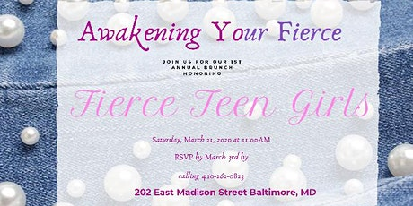 Awakening your FIERCE! tickets