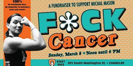 Michal Kicks Cancer's Ass tickets