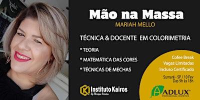 Mão na Massa com Mariah Mello