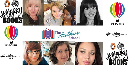 How To Get Published with guest speakers #Merky Books,  Usborne and more!