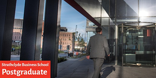 Guest Speaker Lecture Series - MSc Finance at Strathclyde Business School