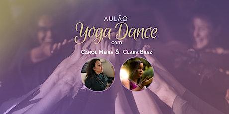 Aulão Yoga Dance ingressos