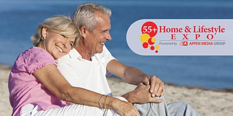 Appen Media Group's 55+ Home &  Lifestyle Expo tickets