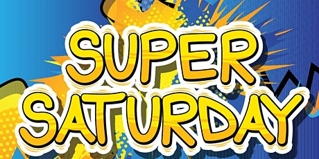 Super Saturday Training (Newberry County) tickets
