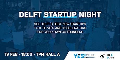 Delft Startup Night tickets