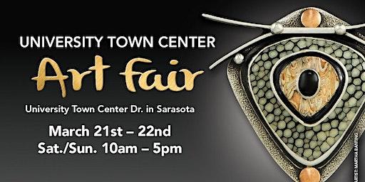 2nd Annual University Town Center Art Fair
