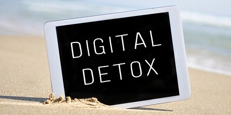 Digital detox and influencers marketing entradas