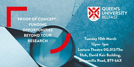 Funding Opportunities Beyond Your Research tickets