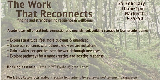 The Work That Reconnects
