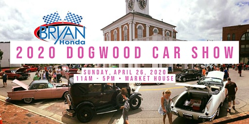 The Dogwood Festival Annual Car Show Presented by Bryan Honda
