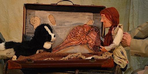 Cyldebuilt Puppet Theatre presents The Dinosaur Detectives