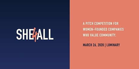 She4All Pitch Competition tickets