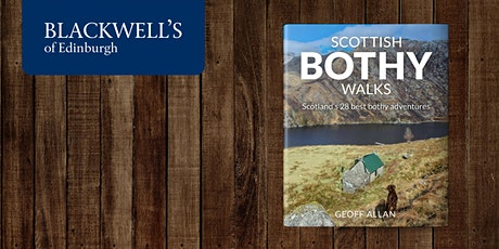 Scottish Bothy Walks with Geoff Allan tickets