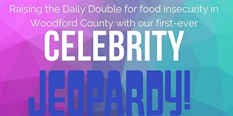 Woodford County Celebrity Jeopardy! tickets