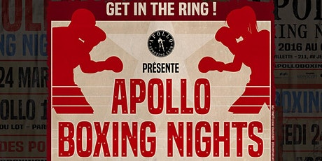 Apollo Boxing Nights Val d'Europe: 7 MARS 2020 tickets