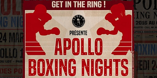 Apollo Boxing Nights Val d'Europe: 7 MARS 2020