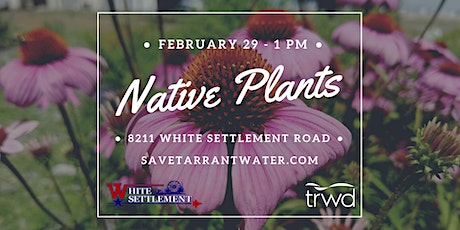 Native and Adapted Plants Class tickets
