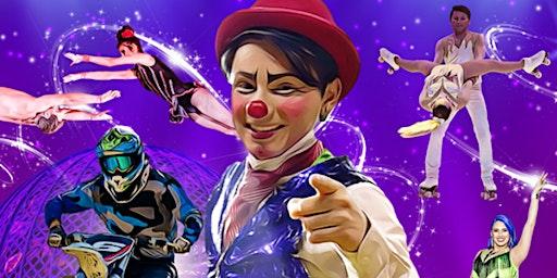 Circus Gerbola in Dungarvan 2020