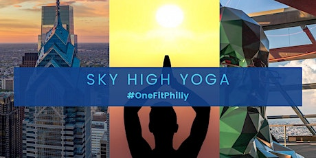 Sky High Yoga at One Liberty tickets
