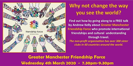 Great Manchester Friendship Force