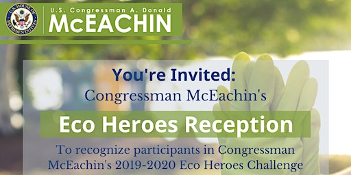Rep. McEachin's Eco Heroes Reception