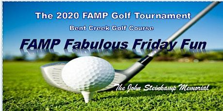 2020 FAMP Golf Tournament tickets