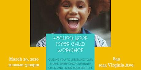 Healing Your Inner Child Workshop tickets