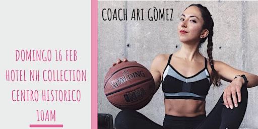 Sesión coaching mental para corredoras #SOYCORREDORA