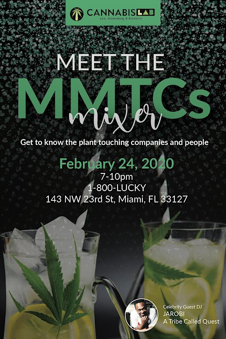 Benzinga After Party - Meet The Marijuana Companies Mixer with Celebrity DJ image