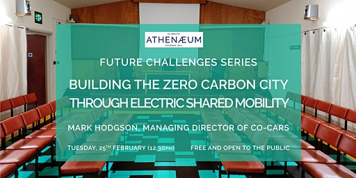 Building the zero carbon city through electric shared mobility